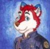 Finnish Conbadge BSG