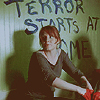 Terror starts at home → Six Feet Under