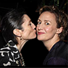 Maximum Energy!: Harriet & Janet: kisses