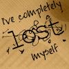xscarlettbloodx: Lost self