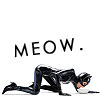 meow catwoman