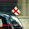 pinkfairy727: British - England Car Flag
