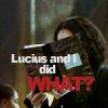 Lucius/Snape
