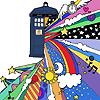 Sarah: TARDIS!