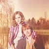 Agata: ron/hermione ↔ ying/yang
