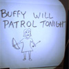 Buffy patrol