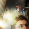 maychorian: Castiel's charge