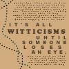 witticisms
