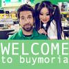 Toni D: [Chuck] Buymoria