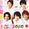jl2020: Happy Arashi~ ^__^