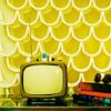 TV--green