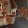 thediagnosis: characters *** scully | gun