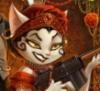 Cat -- Serafina