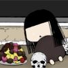 Li: YamaNade (Sunako) - candies&skulls