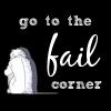 Tamaki FAIL corner