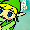 Zelda_whisper a textless Zelda icontest community