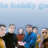 Meg: stxi to boldly go crew