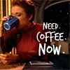 Viele tassen Kaffen