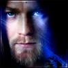 kenobifan: Obi-Wan Blue streak