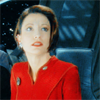 Kira gazing up [DS9 default]
