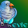 Evie cartoon