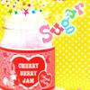 "Cherry Berry Jam Sugar by <lj user=""d4rk"