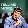 rejectreanimate: Classic Trek Spock ♥.