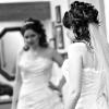 Shannon - Bride in Mirror