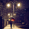 I was never really on your side: love is standing under a streetlight