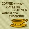 pat: NF caffeine