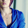 K.: JJ ☆ sexy clavicle.