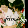 ♥: friendship