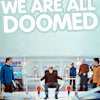 text - we are all doomed
