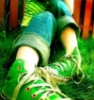 зелені кедики