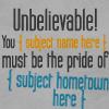 Tiptoe39: sarcastic approval - portal