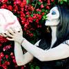 Elizabeth Bridget Santiago  (ParaNoYA): i like skulls