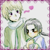 [Anime]AP Hetalia- Russia/China cling/bl