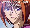 kenshin courage