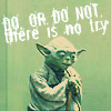 Star Wars/No Try