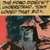 TONY LOVED THAT BOX :'(
