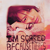 Kame: scared