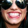 demi tongue (happy)