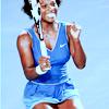 tinafey30rocksmysocks: Serena Yay!