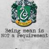 Slytherins - We're just misunderstood