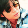 clover_chan_pl: jun with glasses