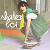 Rielle: Daiki: skater boi