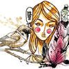 nature girl - Art: Camiseteria & Threadb