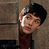 Loki: Merlin - peeking