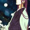 柚木; moon