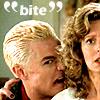 Sheena-Louise: Spike *bite*